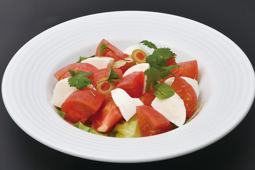 トマトモッツァレラサラダ